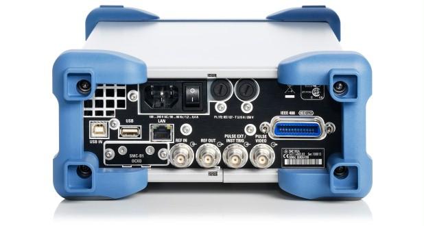 r&ssmc100a 信号发生器