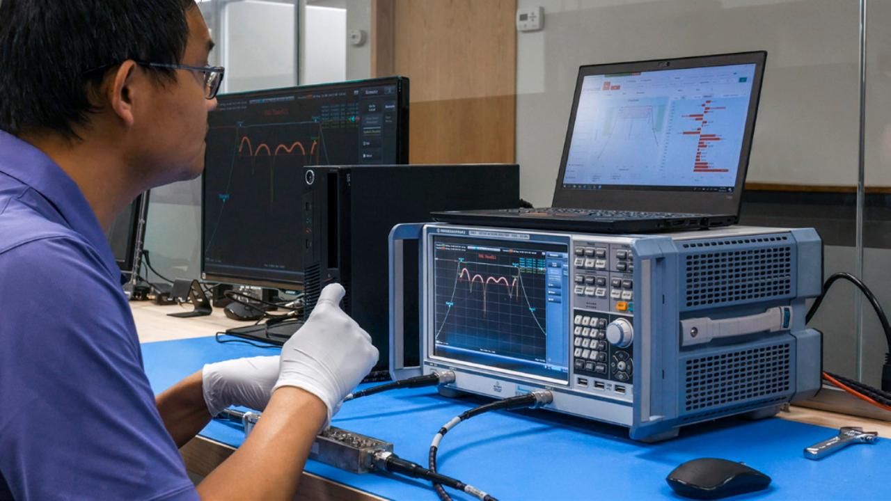 罗德与施瓦茨-SynMatrix 调谐解决方案装置