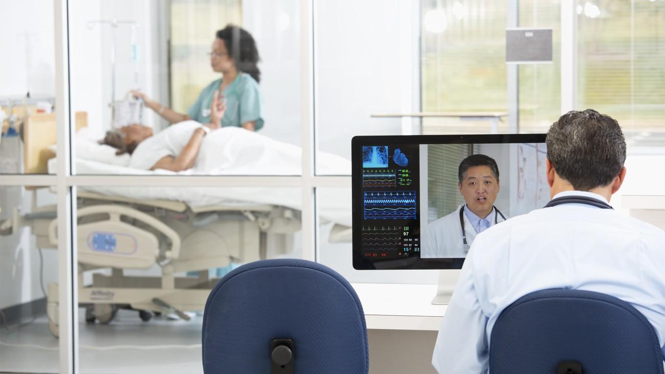 在人烟稀少、医疗人员和设施短缺的地区,5G 可让远程医疗真正发挥出潜力。