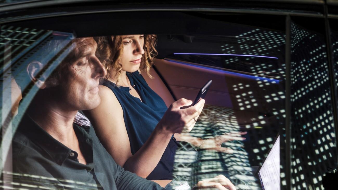 联网自动驾驶有望显著提高道路安全性和便利性。