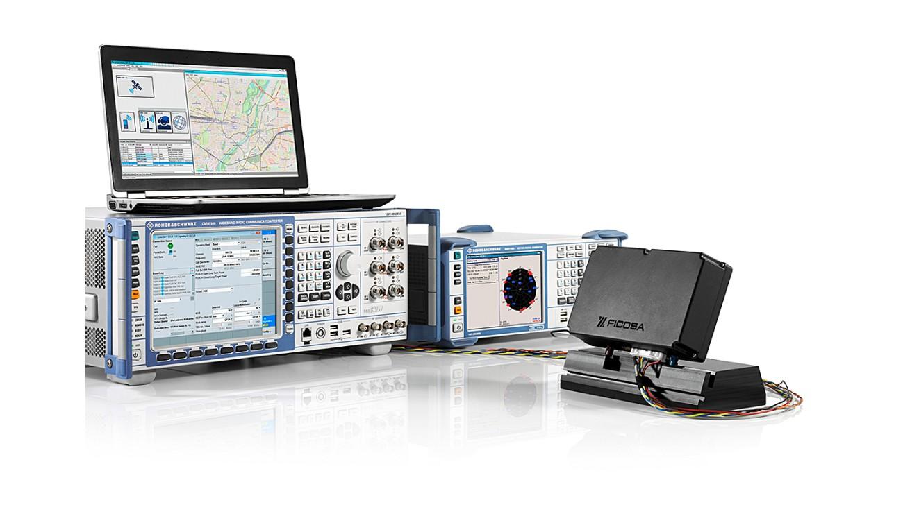 安全经过验证:测试 eCall、NGeCall 和公司系统