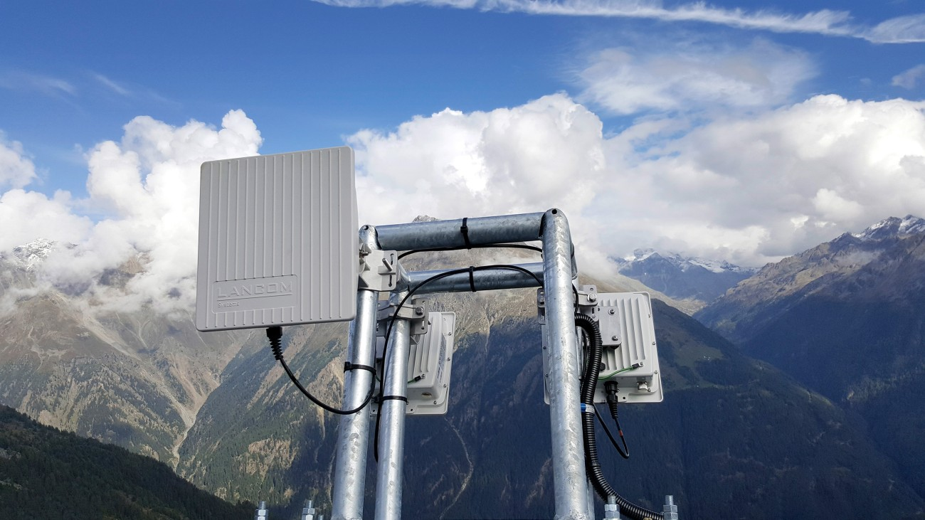 From the Andes to Austria's Giggijoch gondolas – LANCOM access points are used in cable cars around the world.