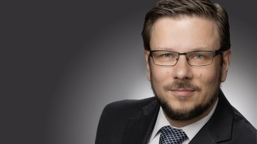 Dr. Falk Herrmann, new CEO of Rohde & Schwarz Cybersecurity GmbH