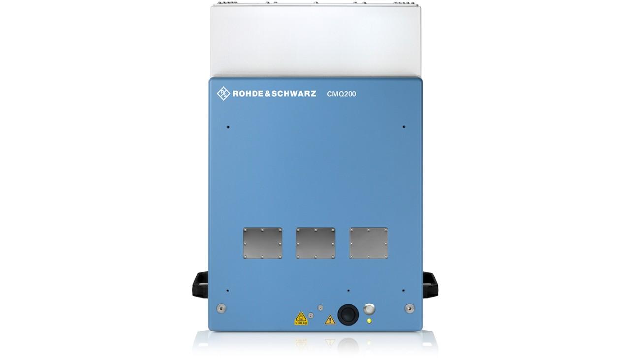 R&S®CMQ200 Shielding Cube
