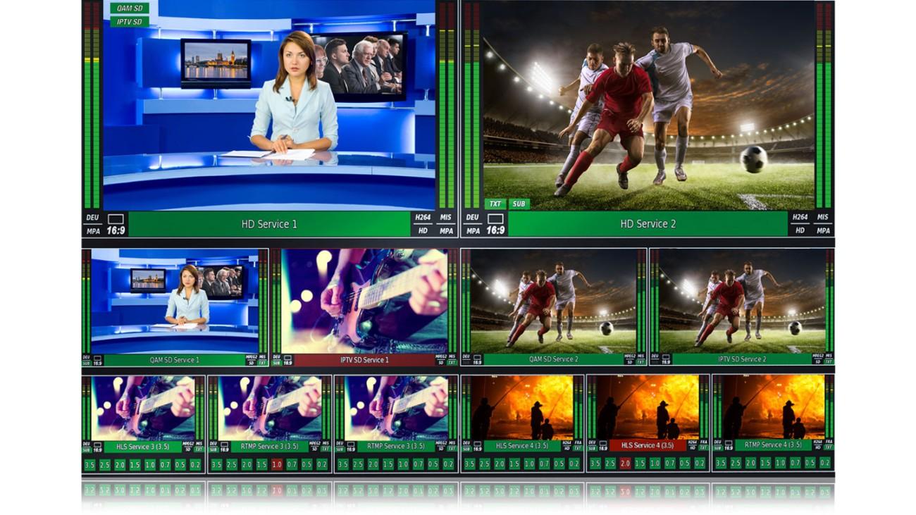 Audio & Video Monitoring - Prismon
