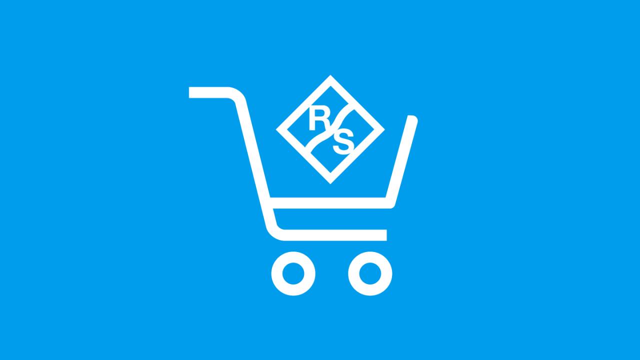 eCommerce   Rohde & Schwarz