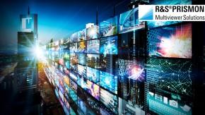 R&S®PRISMON Multiviewer Solutions