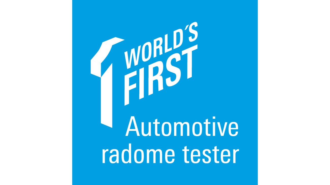R&S®QAR Automotive radome scanner