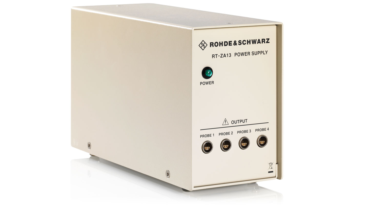 RT-ZA13 Power supply for probes