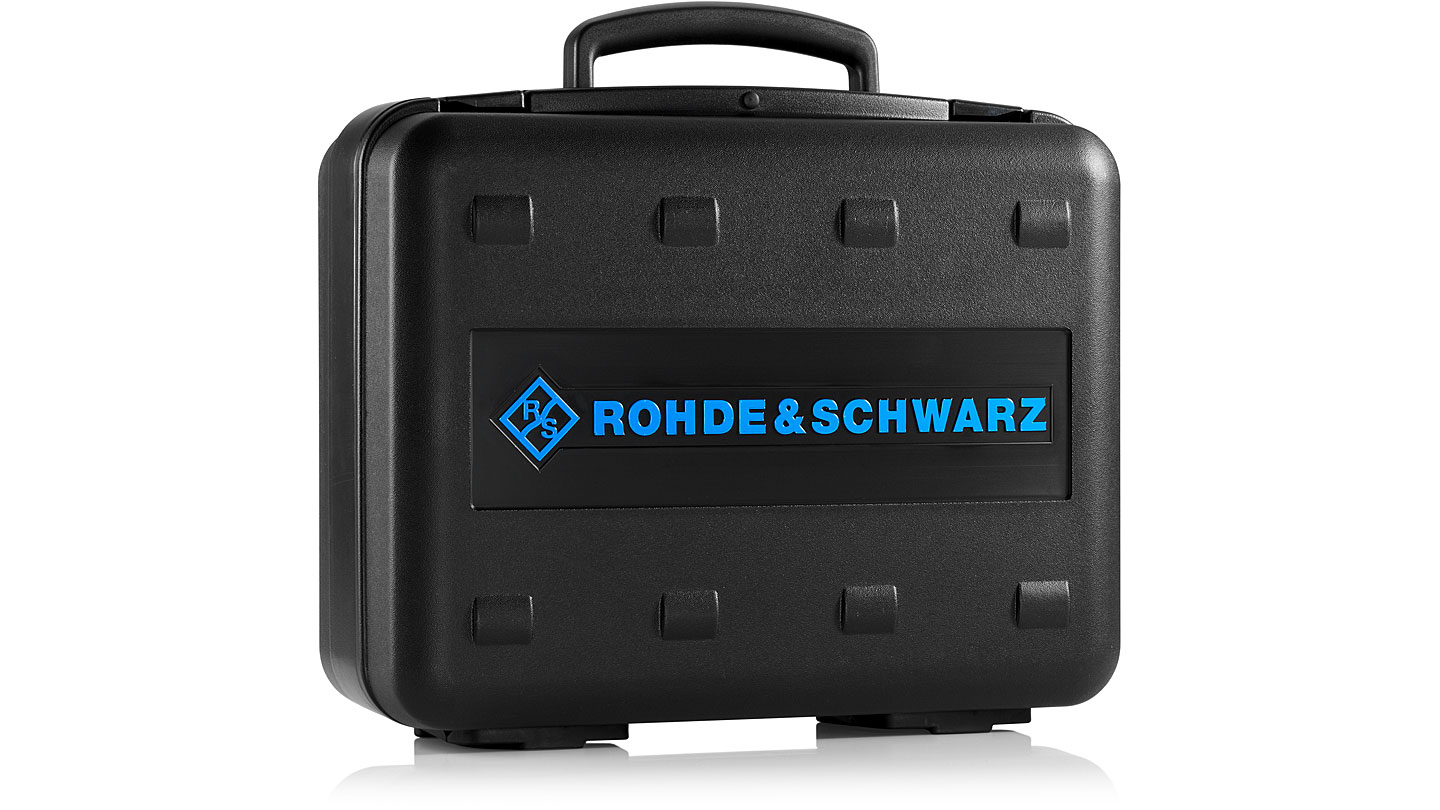 RTH-Z4 Hard Shell Protective Carrying Case