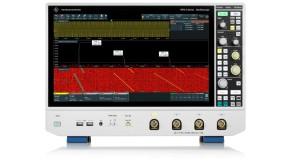 R&S®RTO6 oscilloscope, Front view