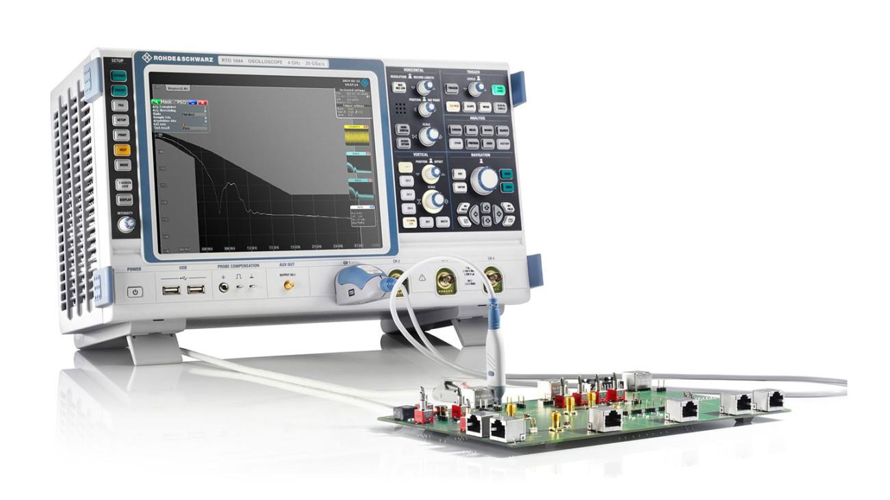 Oscilloscope-Software-RTx-K24-BroadR-Reach-Compliance-Test-RTO-K24