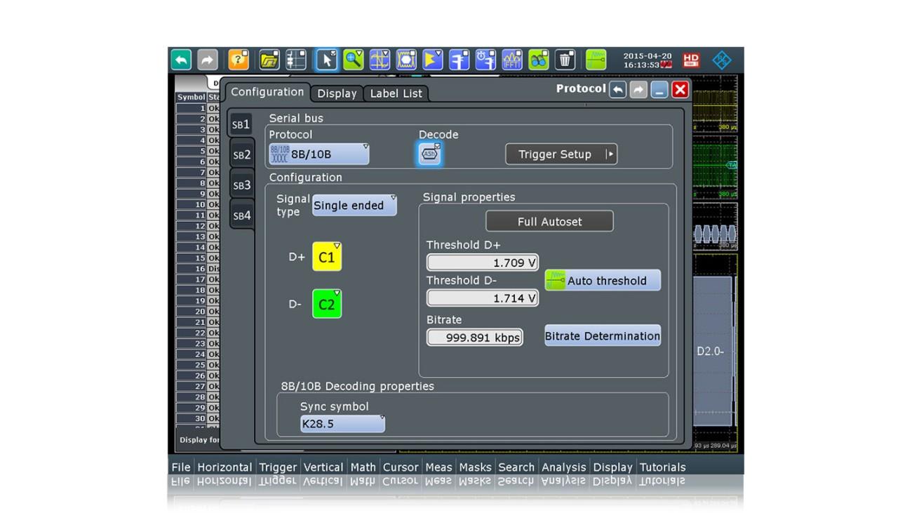 Oscilloscope-Software-RTx-K52-8b10b-Serial-Decoding-RTO-K52_02