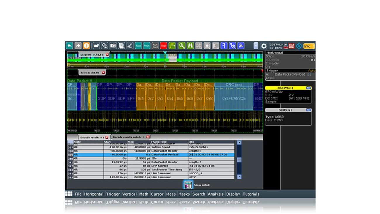 Oscilloscope-Software-RTx-K61-USB-3.1-Gen-1-Triggering-and-Decoding-RTO-K61_02