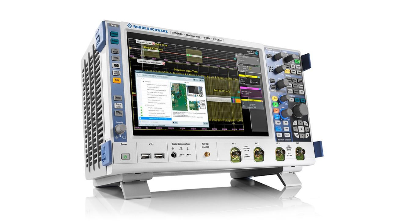 Oscilloscope Software RTx-K86