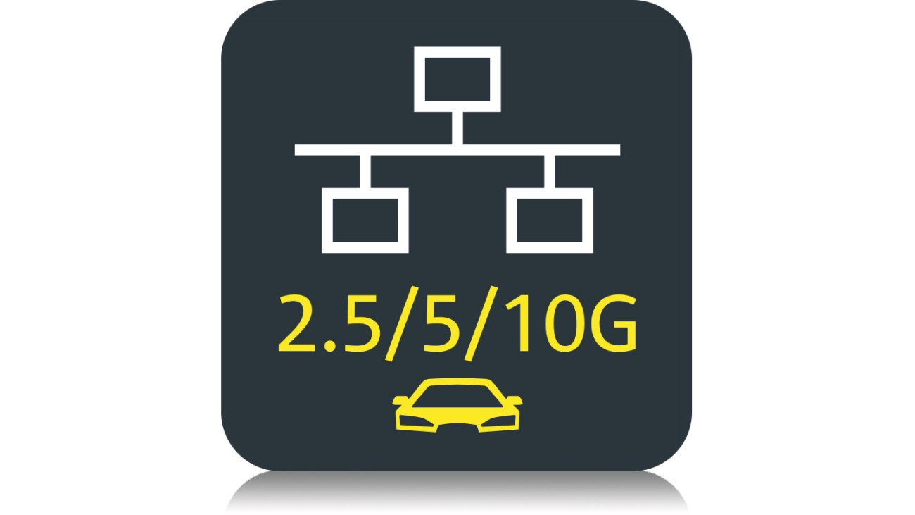 MultiGBASE-T1 Ethernet software compliance test