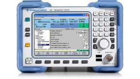 R&S®SFE broadcast tester