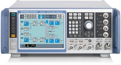 R&S®SMW200A,带两个 20 GHz 射频路径。
