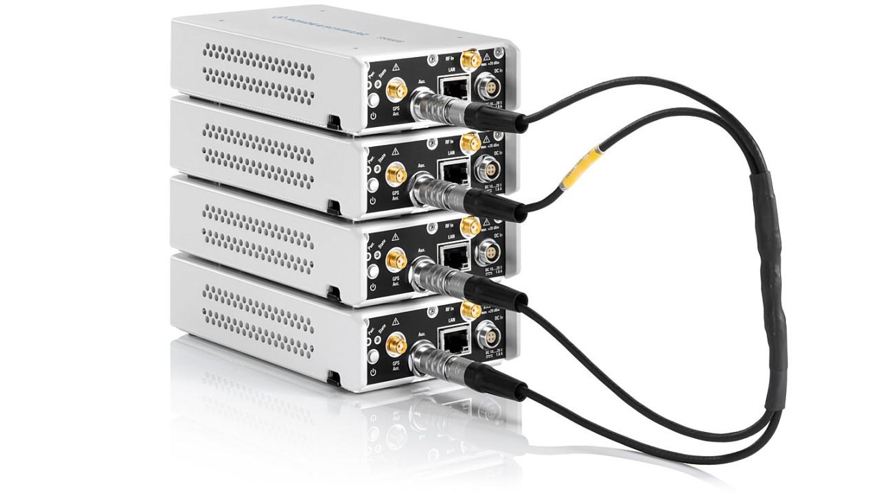 R&S®TSM6 in 4x4 MIMO configuration