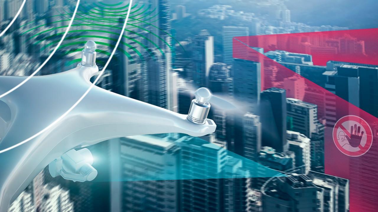Drone detection brochure