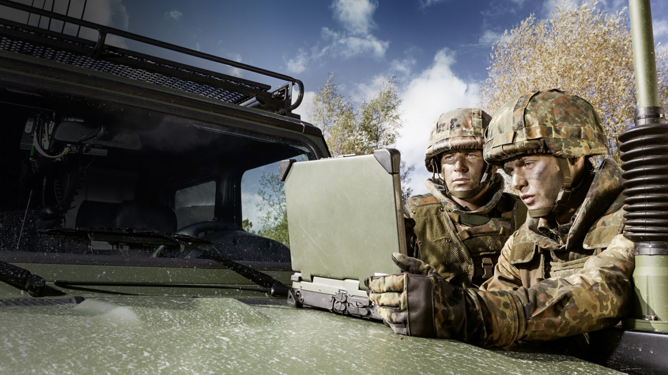 Aerospace Defense Secure Networked communications for army