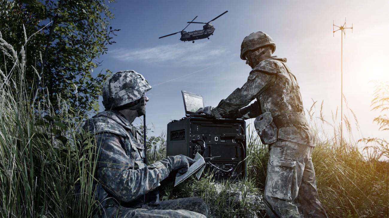 航空航天和国防