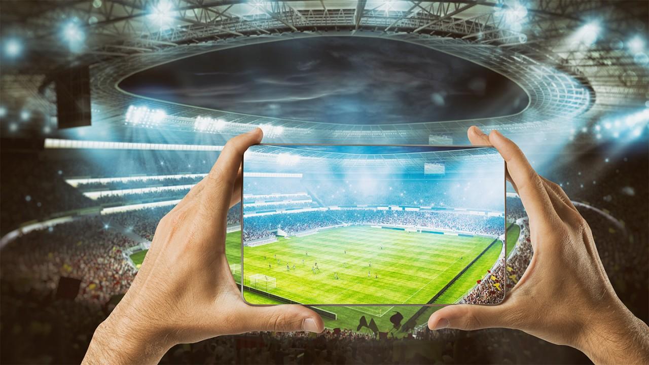 Bringing 5G Broadcast to the stadium