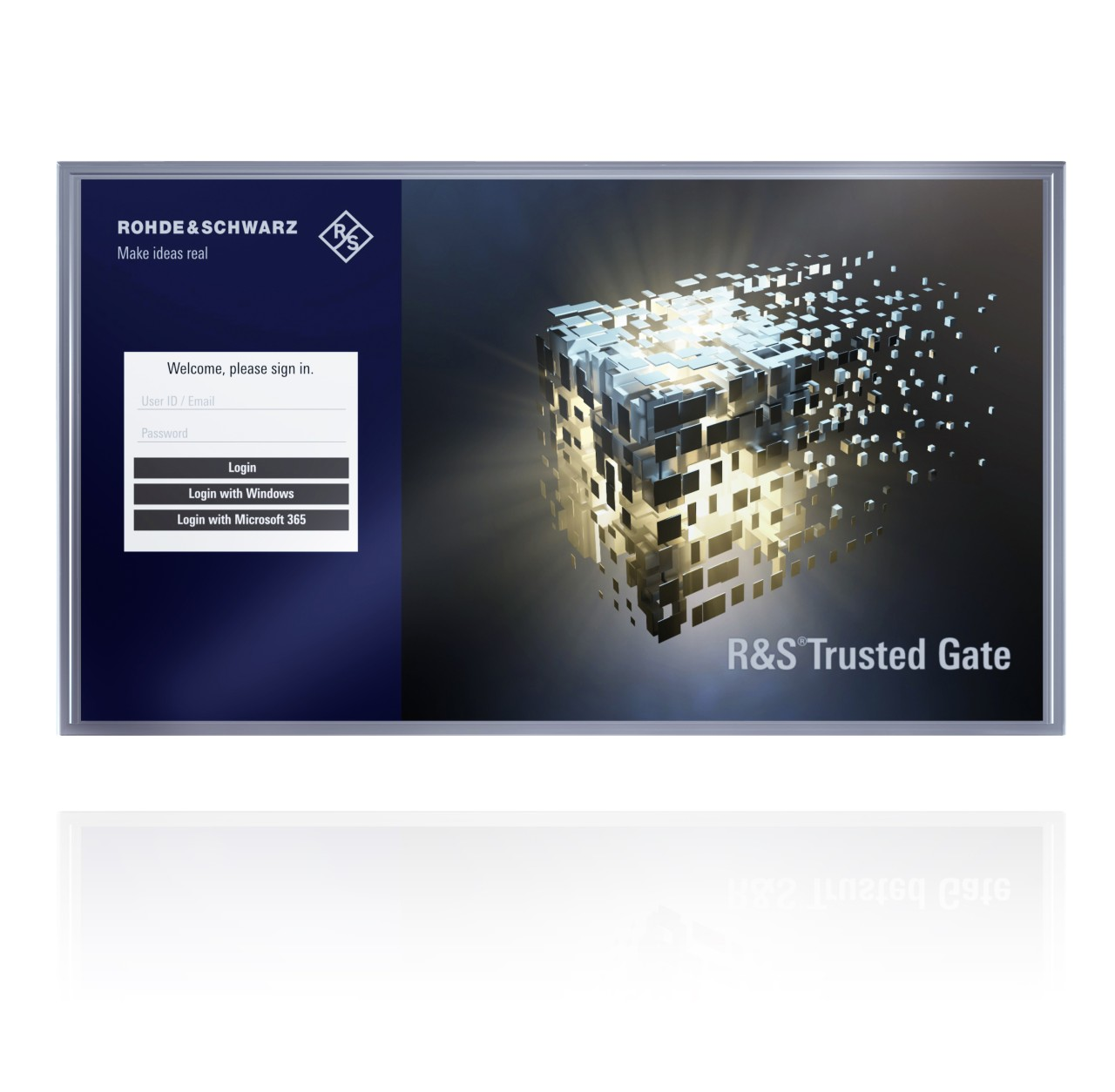R&S®Trusted Gate