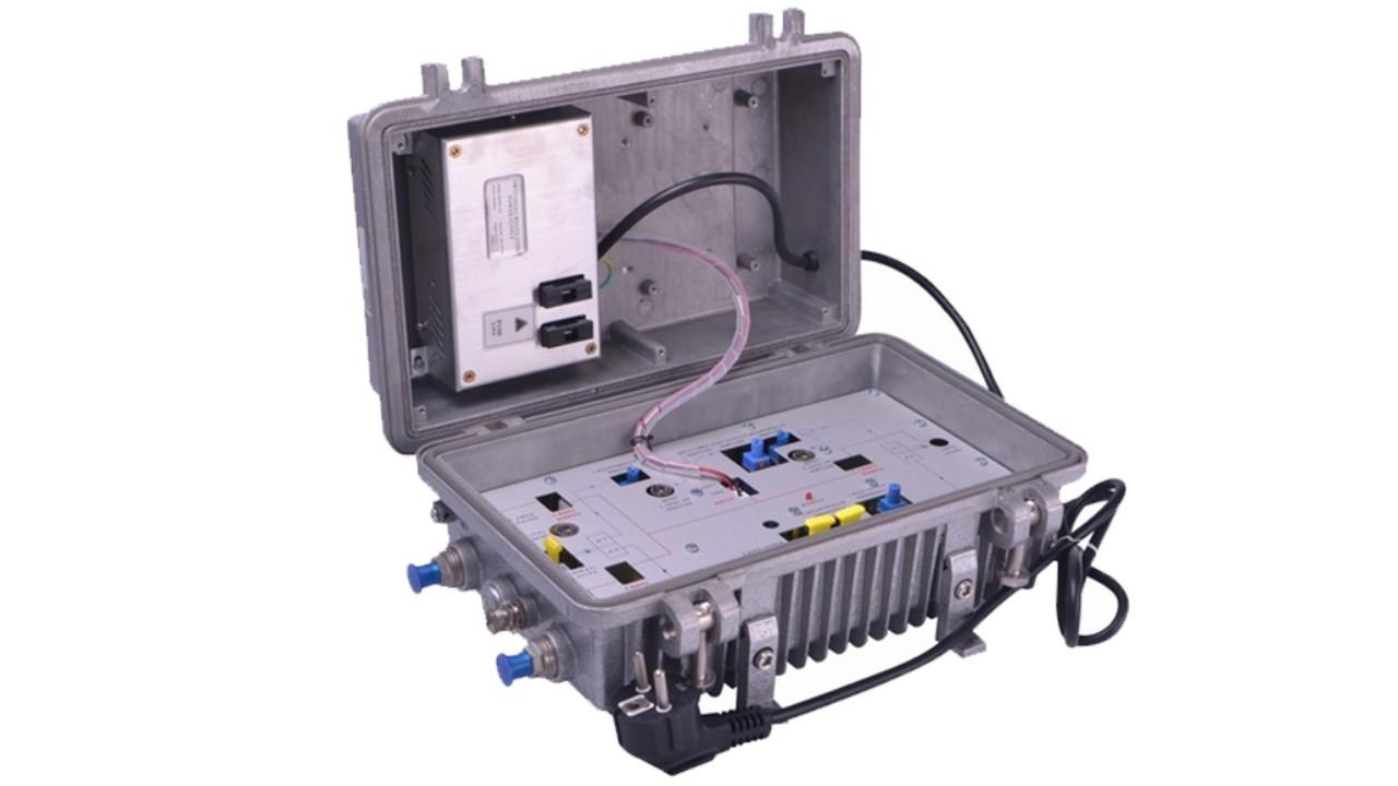 针对有线网络放大器、DFB 激光器和有线电视器件的测试与测量解决方案