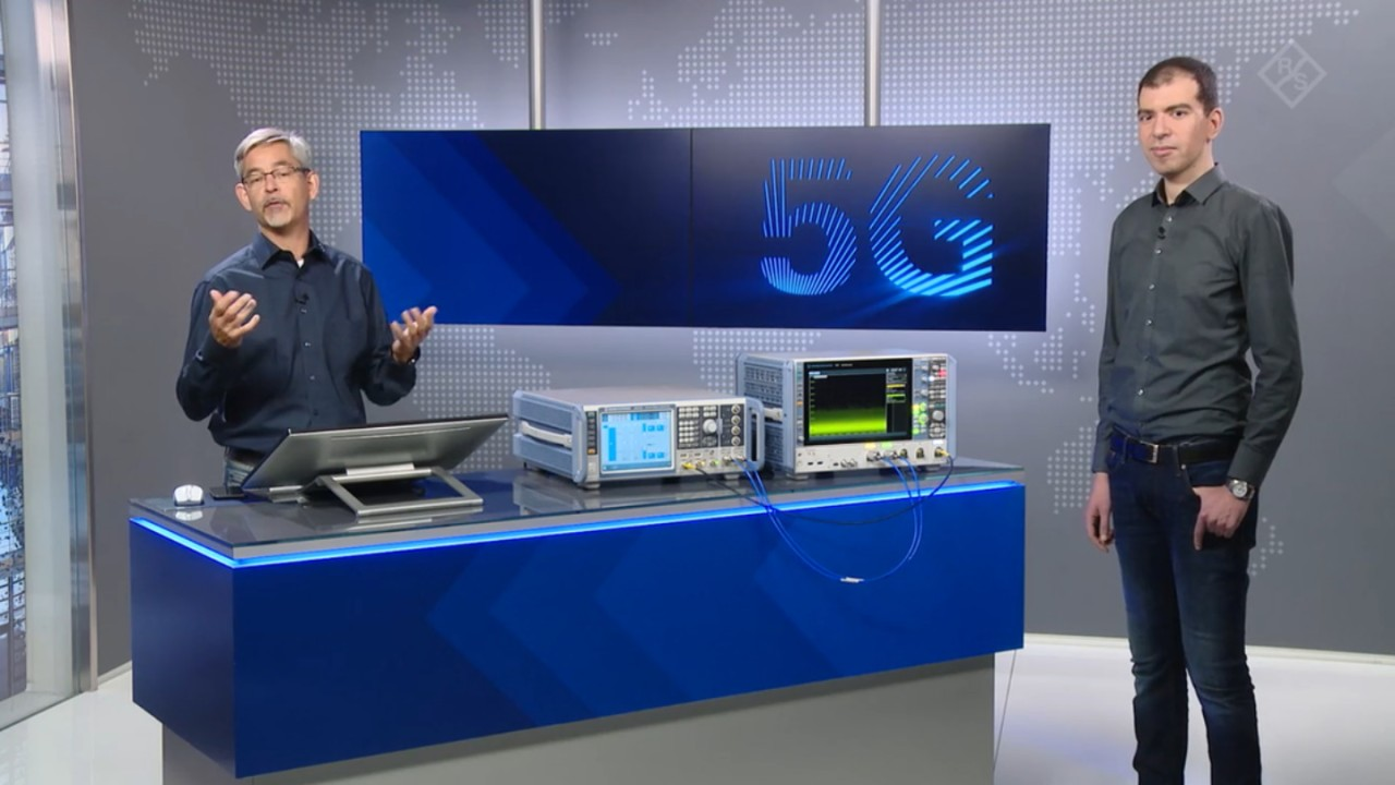Webinar: How massive MIMO challenges 5G base station testing