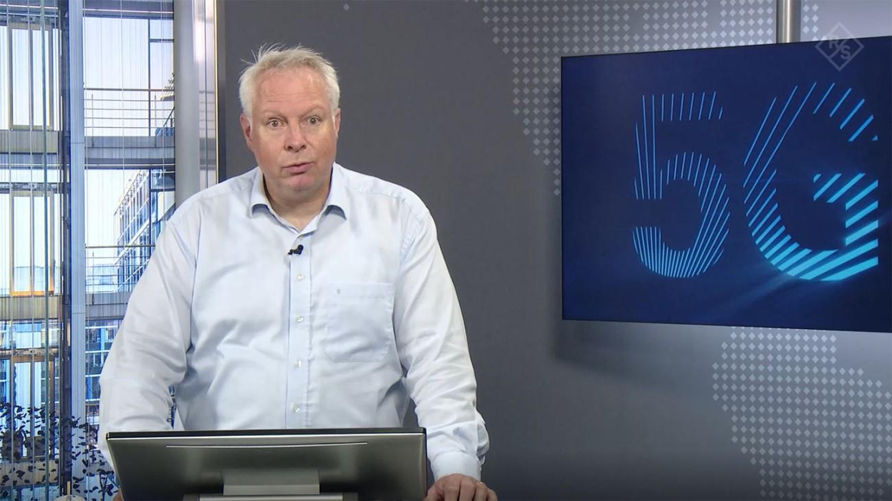 5G Non-terrestrial networks - technology update