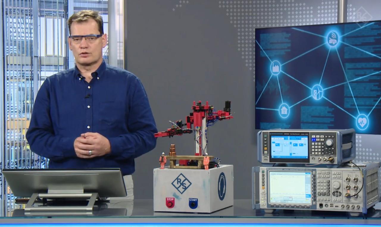 Wireless IIoT: Making factories smart and flexible